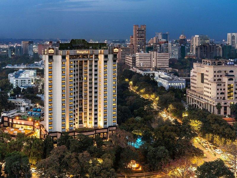 Shangri La Eros Hotel Neu Delhi