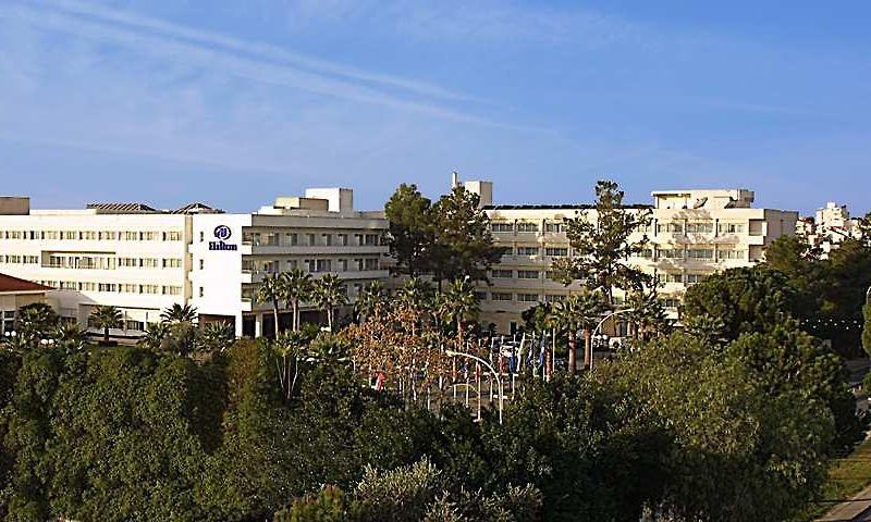 Hilton Nicosia - 1 Popup navigation