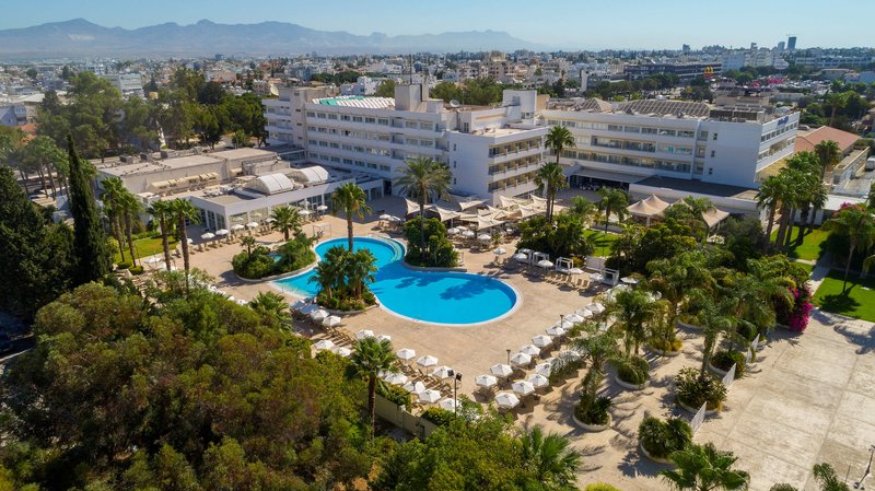 Hilton Nicosia - 3 Popup navigation