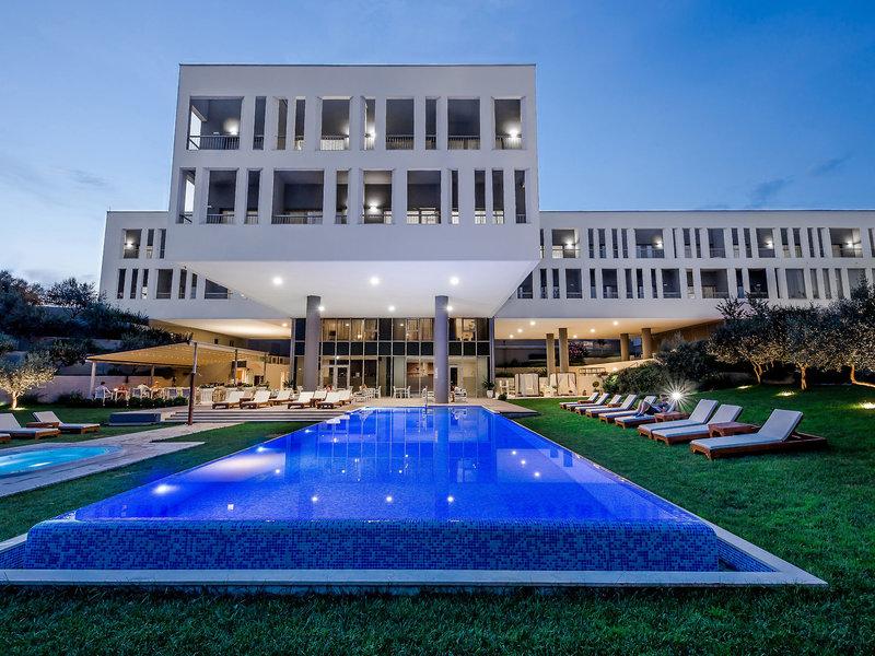 Salona Palace Hotel - 1 Popup navigation