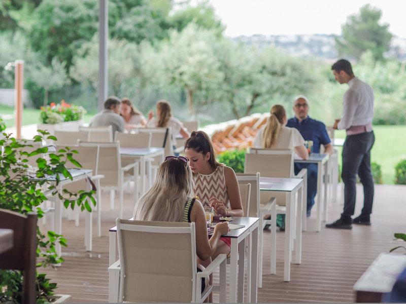 Salona Palace Hotel - 13 Popup navigation