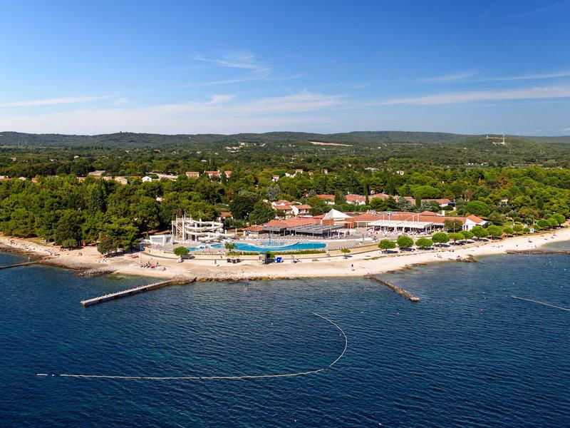 Resort Villas Rubin 3*, Rovinj ,Chorvátsko