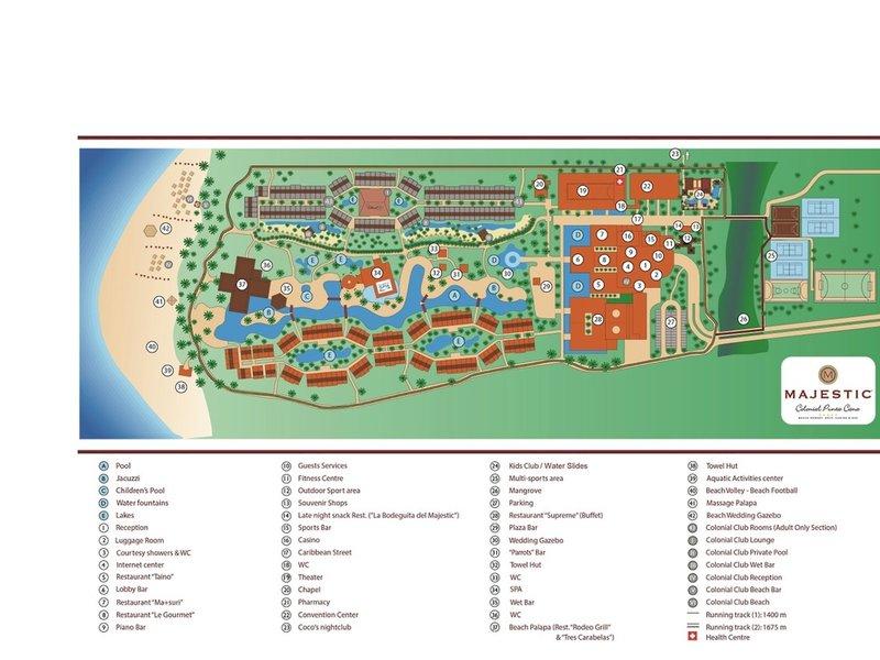 Majestic Colonial Punta Cana Resort - 41 Popup navigation