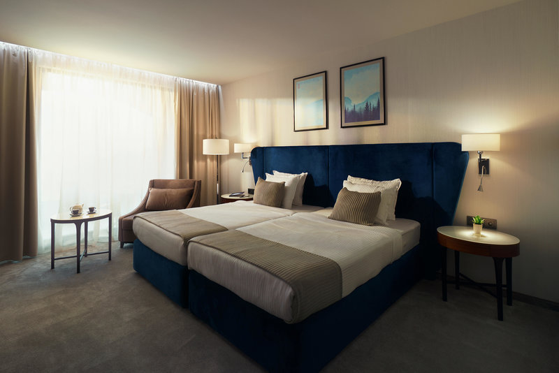 Astor Garden Hotel - 4 Popup navigation