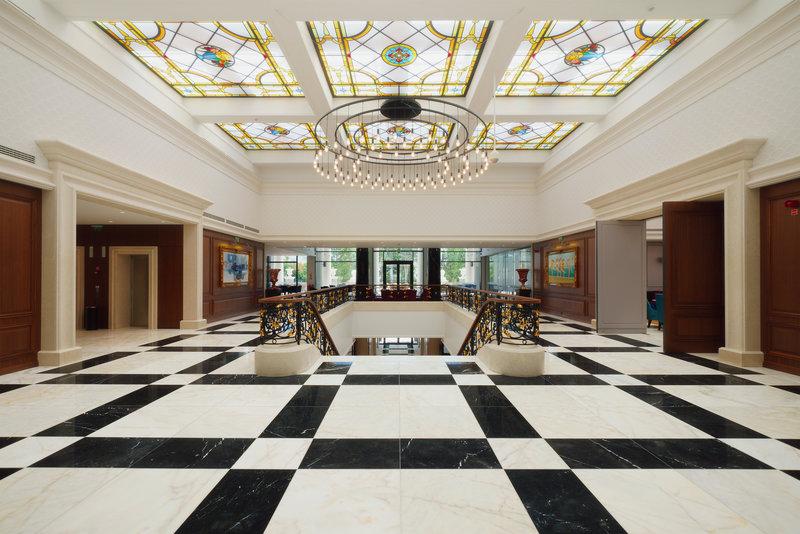 Astor Garden Hotel - 8 Popup navigation