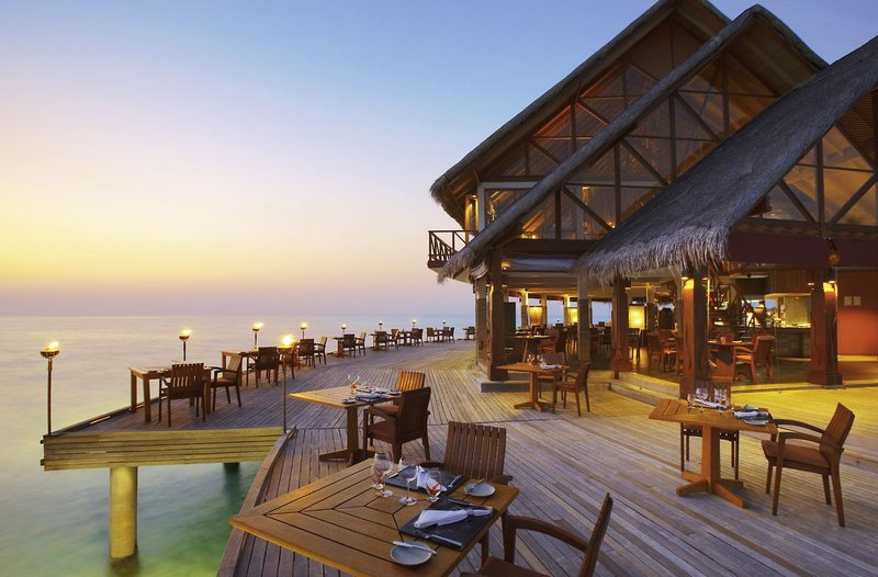 Anantara Dhigu Resort & Spa - 5 Popup navigation