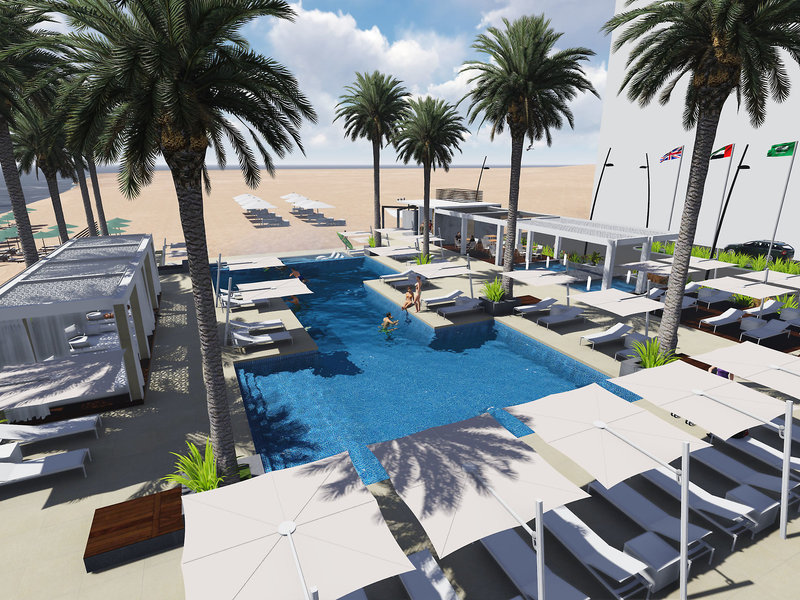 City Stay Beach Hotel Apartment 6