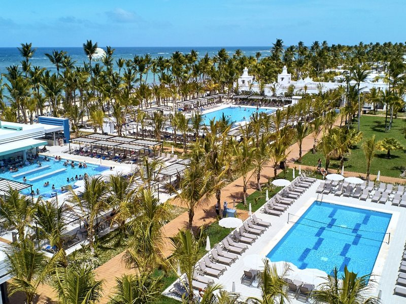 Riu Palace Punta Cana - 1 Popup navigation