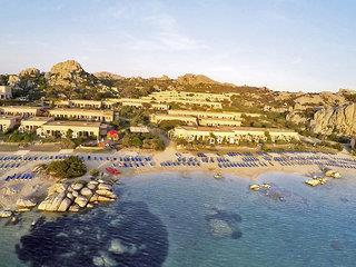 Clubviaggi Santo Stefano Resort 3*, La Maddalena ,Taliansko