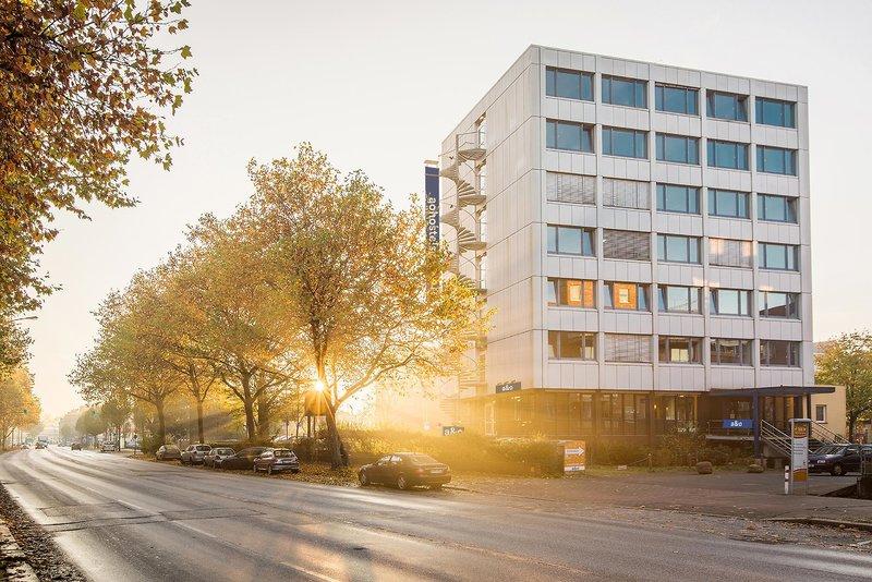 a&o Hamburg Hammer Kirche