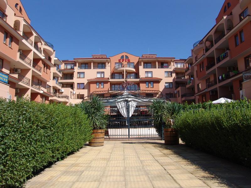 Efir Aparthotel