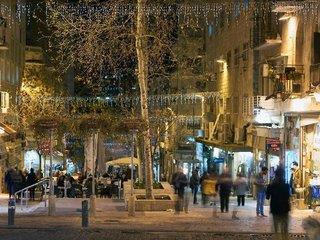Jonathan Hotel in Ben Yehuda