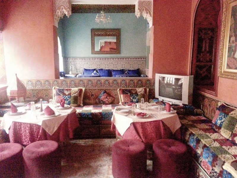 Moroccan House 1