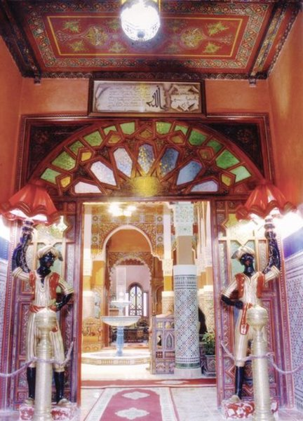 Moroccan House 3