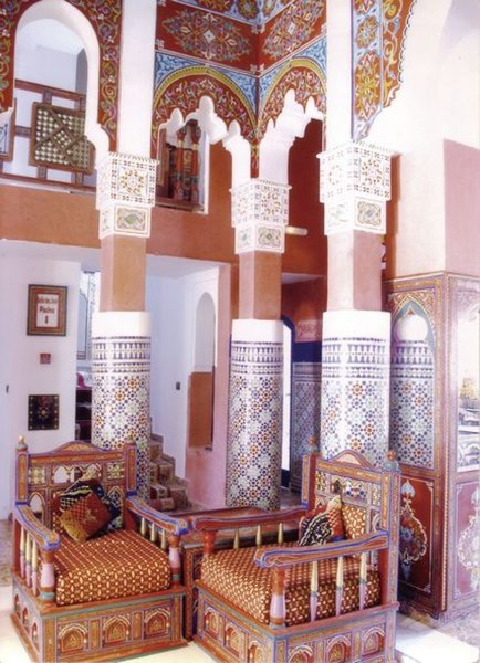 Moroccan House 4
