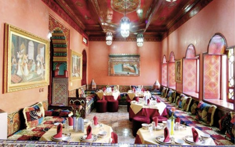 Moroccan House 5