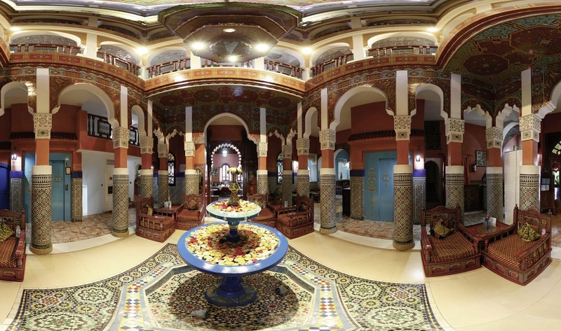Moroccan House 10