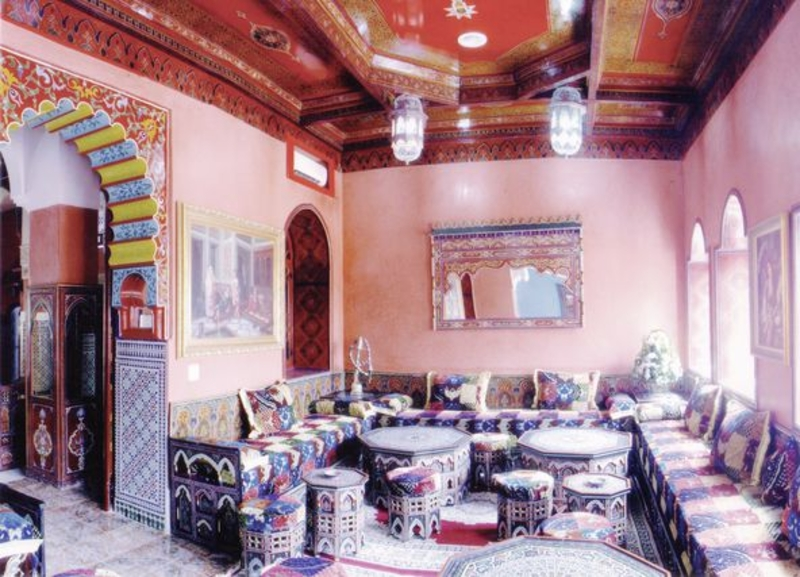 Moroccan House 12