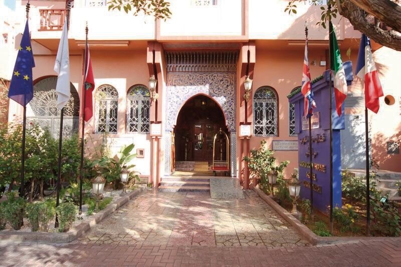 Moroccan House 13
