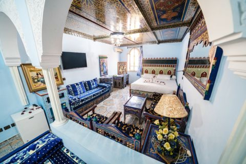 Moroccan House 18