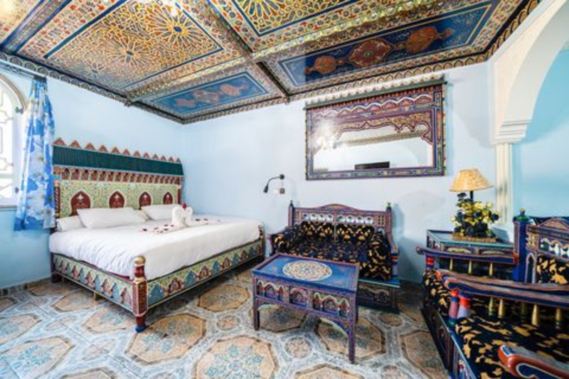 Moroccan House 20