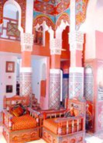 Moroccan House 23