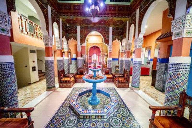 Moroccan House 27
