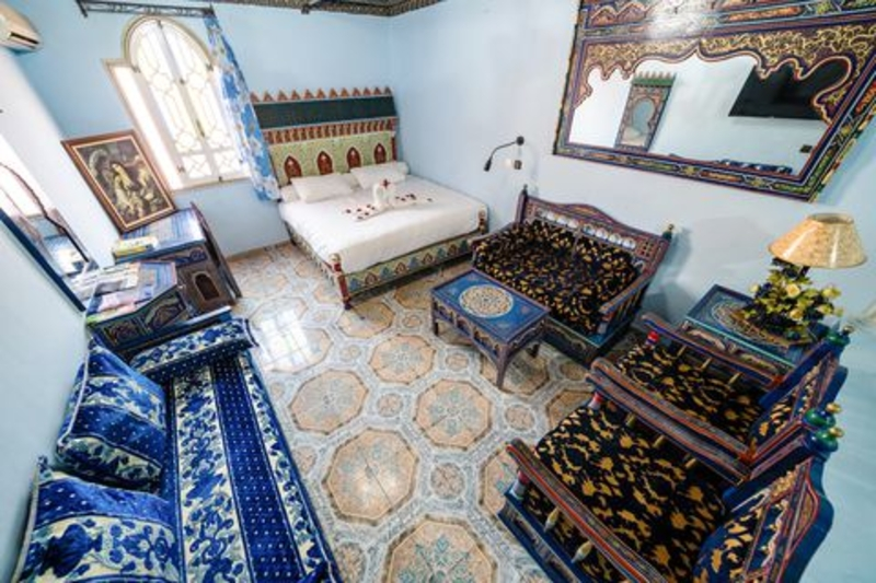 Moroccan House 29