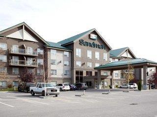 Sandman Hotel & Suites Calgary West