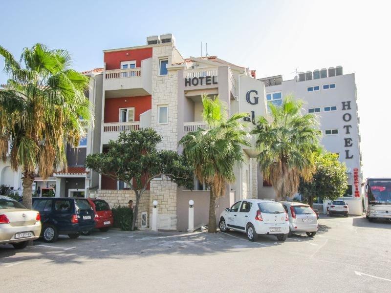 San Antonio Hotel - 8 Popup navigation
