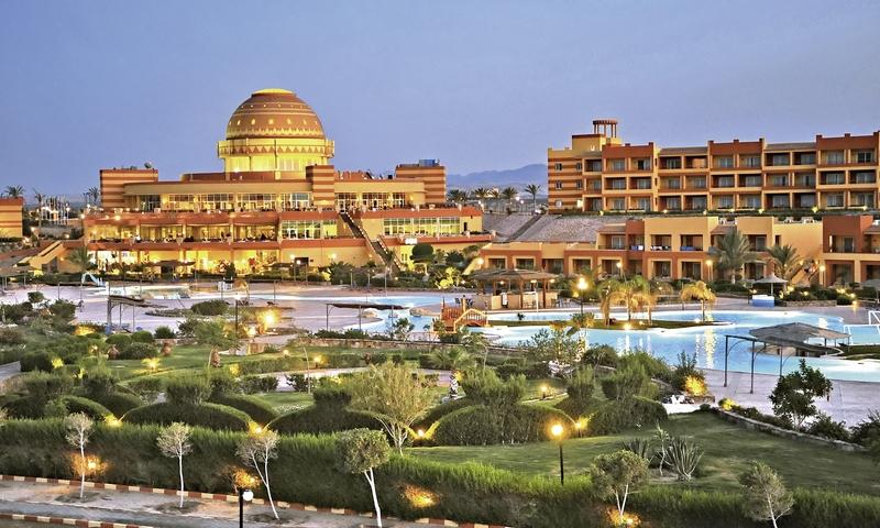 Malikia Resort Abu Dabbab 11