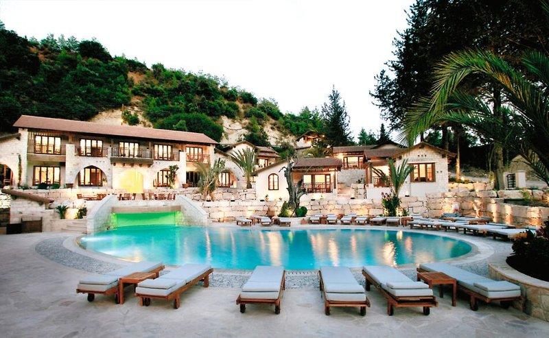 Ayii Anargyri Natural Healing Spa Resort - 1 Popup navigation