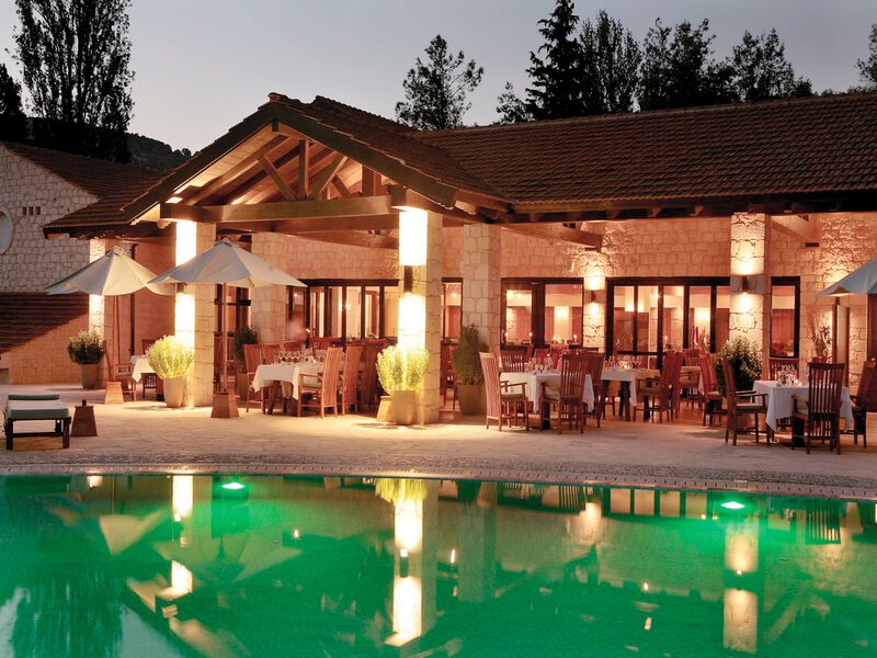 Ayii Anargyri Natural Healing Spa Resort - 5 Popup navigation