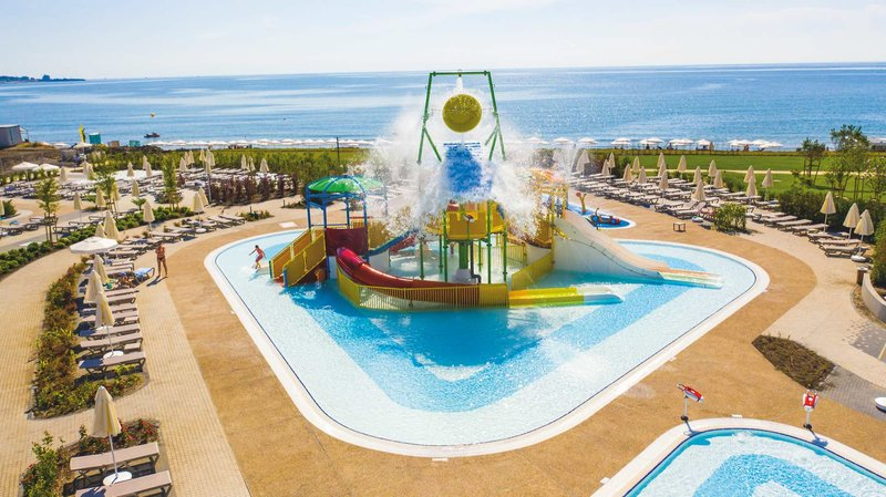 Wave Resort - 3 Popup navigation