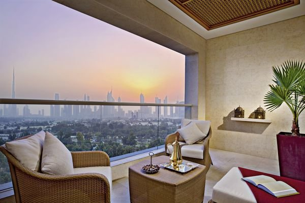 Raffles Dubai 8
