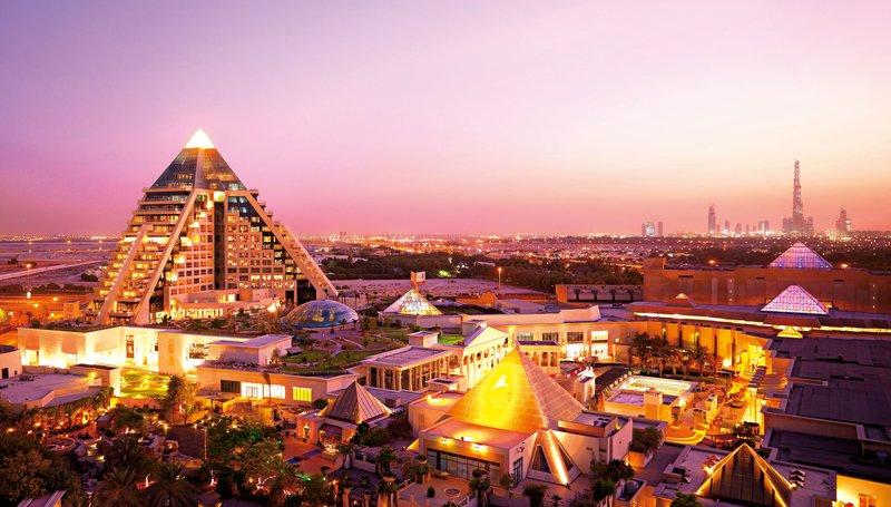 Raffles Dubai 9