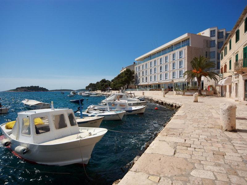 Adriana Hvar Spa Hotel - 2 Popup navigation
