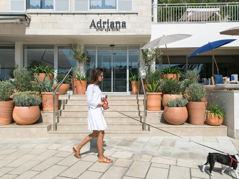 Adriana Hvar Spa Hotel - 5 Popup navigation