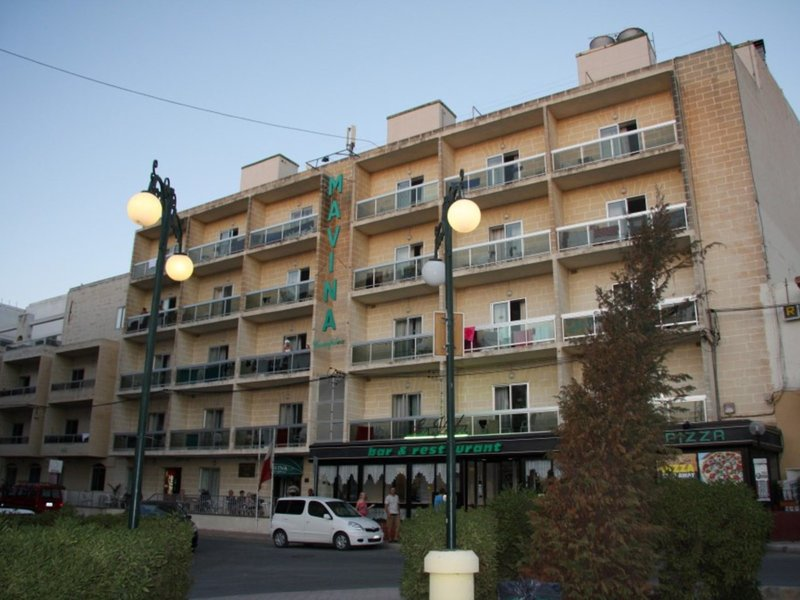 Mavina Hotel & Apartments