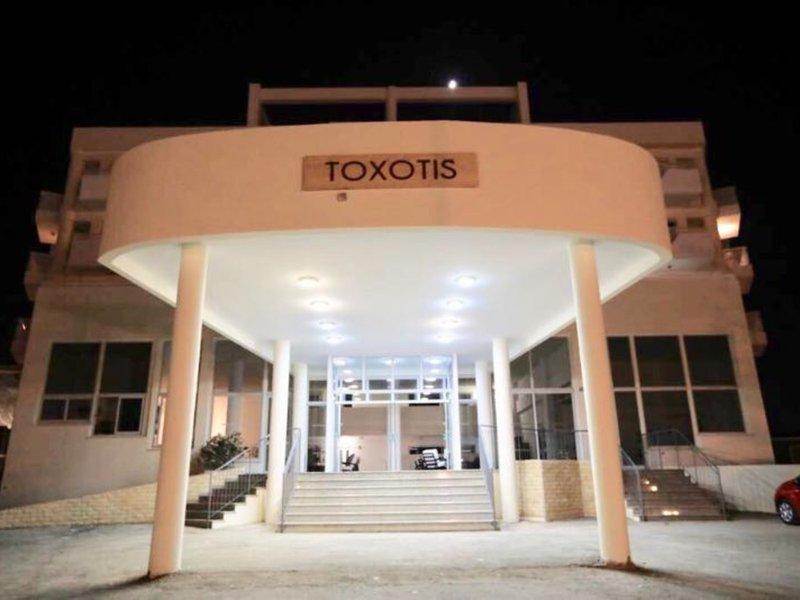 Toxotis Hotel & Apartments
