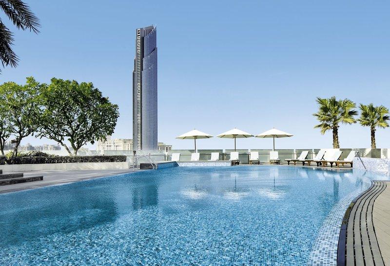 Crowne Plaza Dubai Festival City 3
