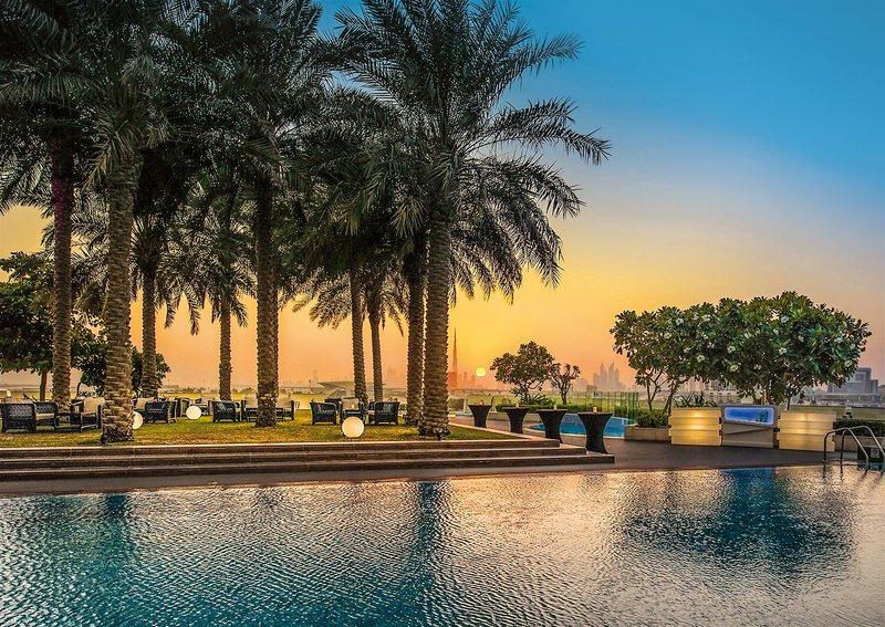 Crowne Plaza Dubai Festival City 4