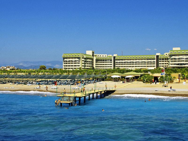 Amelia Beach Resort Hotel & Spa 5*, Kizilot ,Turecko