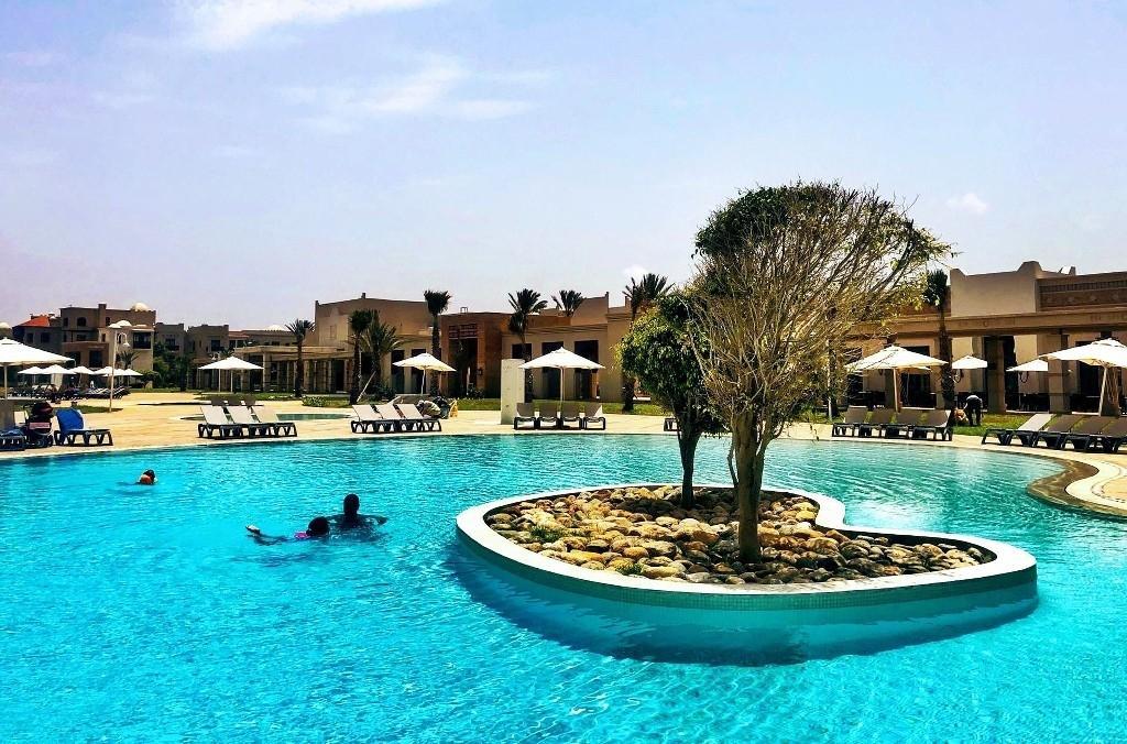 Oasis Saidia Palace - 1 Popup navigation