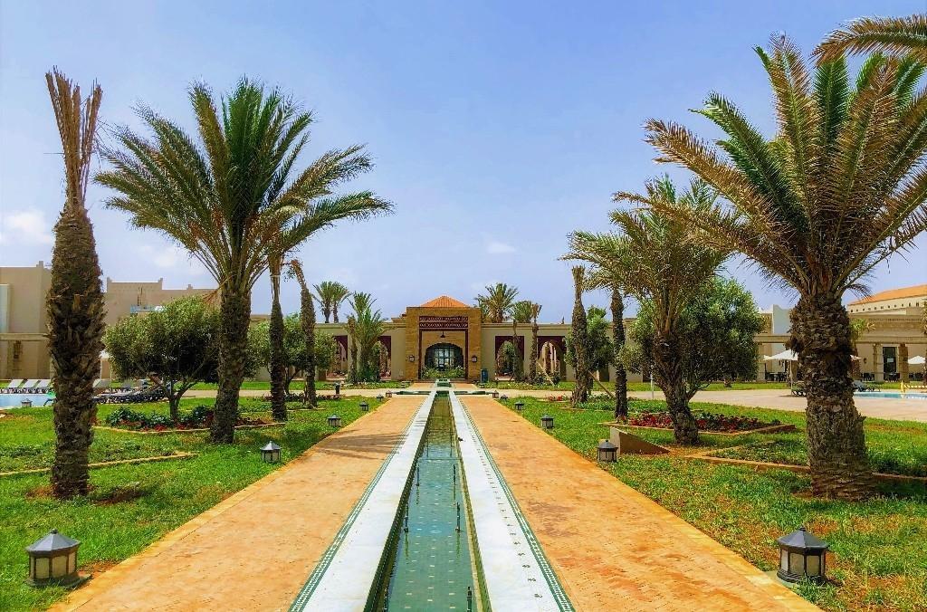 Oasis Saidia Palace - 7 Popup navigation