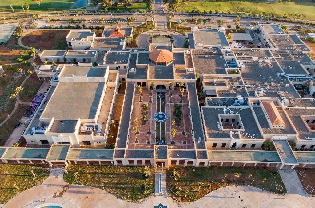 Oasis Saidia Palace - 8 Popup navigation