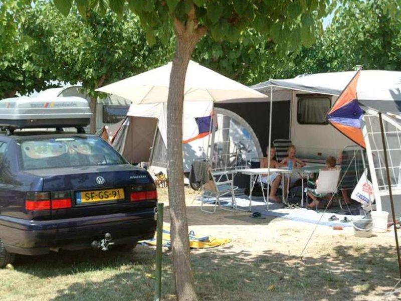 Vendrell Platja Camping