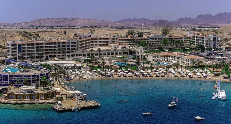 Marina Sharm Hotel - 5 Popup navigation