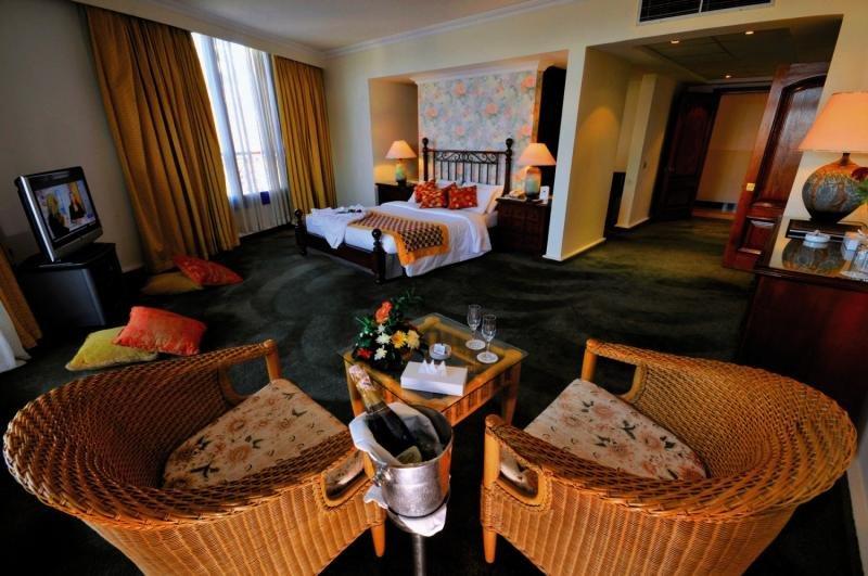 Marina Sharm Hotel - 8 Popup navigation