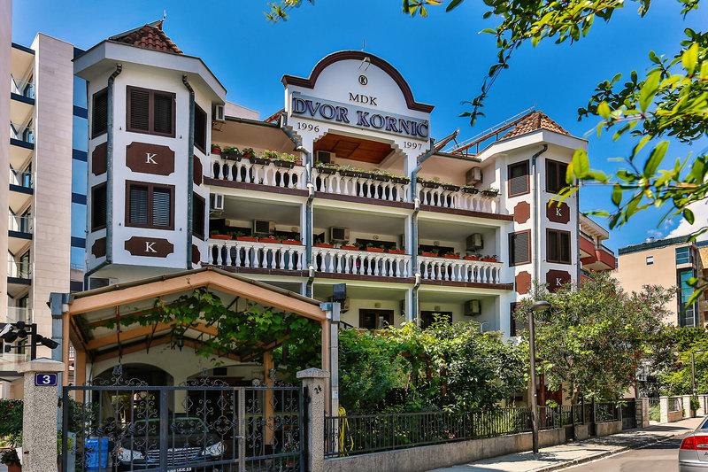 Villa Dvor Kornic